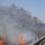 [VIDEO] [ESCLUSIVA] AFRAGOLA: Non si placa il fenomeno dei roghi tossici