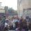 CAIVANO: E' in corso la protesta 2.0 delle ragazze madri, tutte le indignate sotto l'ufficio del sindaco